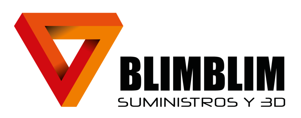 Logo BLIMBLIM & 3D