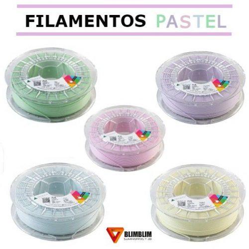 Filamentos colores