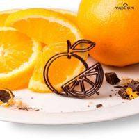 Choco Naranja Mycusini 3D Blimblim