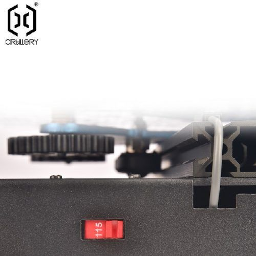 Genius Pro Artillery impresora 3d