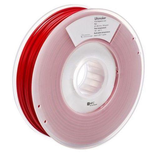 PLA Ultimaker Rojo